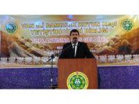 Van İli Damızlık Koyun Keçi Yetiştiricileri Birliği Mali Genel Kurulu yapıldı
