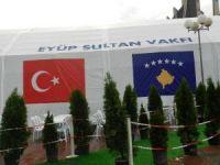 Kosova'da 2 bin kişilik iftar çadırı kuruldu