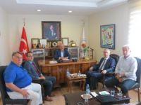 Balıkesir SGK İl Müdürü Erol'dan ATO'ya ziyaret