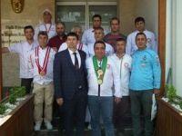 Havran'da Aşçı Çırağı Kursu sertifika töreni yapıldı