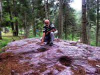 Amanoslar'daki esrarengiz kaya