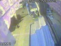 Esenler'de kararsız hırsızlar kamerada