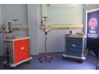 Seyşeller Victoria Hastanesi çocuk bölümüne tadilat ve donanım desteği