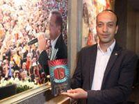 """Cumhurbaşkanı Erdoğan'ın şiirini okuduğu şair: """"Abdest alıp, şükür namazı kıldım"""""""