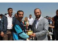 İzmit Belediyesinde toplu doğum günü kutlaması