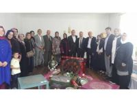 Akçakoca'da Ahşap boyama kursu sergisi açıldı