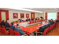 Konya OSB'de beşinci kısım genişleme alanında sona yaklaşıldı