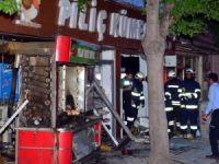 Eskişehir'de gaz sıkışması sonucu patlama