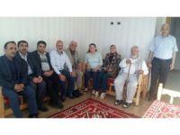 Diyarbakır Yazarlar Birliği'nden Sider'e ziyaret