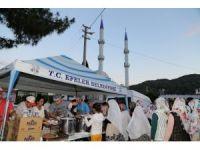 Efeler Belediyesi 15 bin kişiye iftar verecek