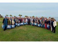 Büyükşehir Belediyesi, 40 kadın üreticiye arı ve kovan dağıttı