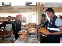 Zabıta ekipleri Ramazan öncesi fırınları denetledi