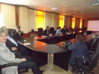 Daday'da derneklere mevzuat eğitimi verildi