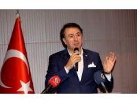 Milletvekili Aydemir'den Üstad Kısakürek'e vefa
