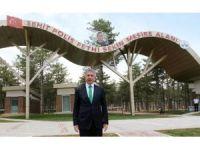 İzmir kahramanının adı, 159 bin metrekarelik alanda yaşatılıyor