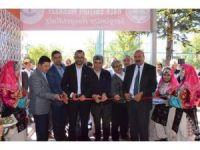 Emet Halk Eğitim Merkezinin yıl sonu sergisi açıldı