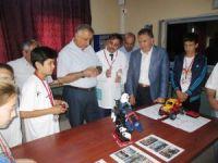 Bademli'de öğrenciler 5. kez TÜBİTAK heyecanı yaşadı