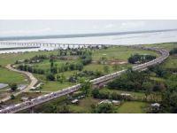 Hindistan'ın 9.15 kilometre uzunluğundaki en uzun köprüsü açıldı