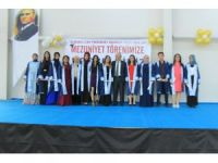 Osmaneli Çok Programlı Anadolu Lisesi mezuniyet töreni düzenledi