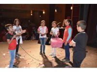 'İngilizce dil köyü festivali' projesi final töreni düzenlendi
