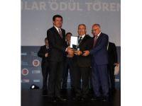 """""""Türkiye'nin Eğitimde En İyi Marka Ödülü """" Bahçeşehir Üniversitesi'nin"""