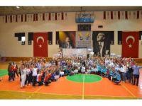 Bayanlar Türkiye 4. Voleybol Şampiyonası sona erdi