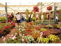Çiçek Festivali renkli görüntülere sahne oldu