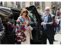 Liderler, G7 Zirvesi'nde, eşleri Sicilya turunda