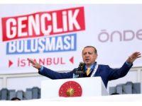 """Cumhurbaşkanı Erdoğan: """" Bakana talimat verdim. Arena isimlerini stattlardan kaldıracağız."""""""
