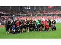 Yeni Malatyaspor Süper Lig'deki ilk maçını seyircisiz oynayacak