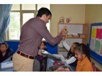 Kaymakam Erdem, 2 Ayda 72 köy ve 31 mahalle gezdi