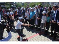 Kovancılar'da Çocuk Oyunları Olimpiyatları renkli görüntüler oluşturdu
