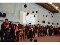 Harran Tıp Fakültesinde mezuniyet heyecanı