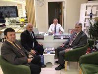 Bilim, Sanayi ve Teknoloji Bilecik İl Müdürü Kaya'dan İHA muhabirine ziyaret