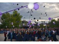 Mimar Sinan Mesleki Ve Teknik Anadolu Lisesi'nden coşkulu mezuniyet programı