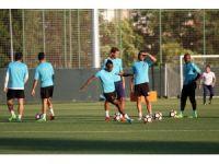 Aytemiz Alanyaspor'da Galatasaray maçı hazırlıkları sürüyor