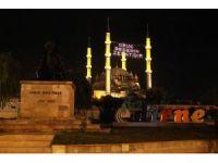 Selimiye'de ilk teravih