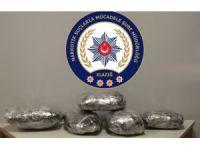 Elazığ'da 18 kilogram esrar ele geçirildi