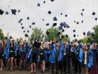 Hisarcık MYO'da mezuniyet heyecanı