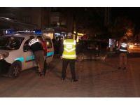 Niğde'de jandarma ve polisten gece yarısı uygulaması