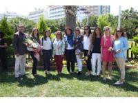 Kuşadası'nda minik öğrencilerin sertifika sevinci