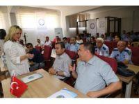 Efeler Belediyesi personeli iki günlük eğitimden geçti