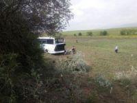 Ankara-Çankırı Karayolunda otobüs kazası: 8 ölü,11'i ağır 32 yaralı