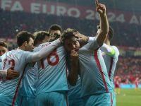 A Milli Futbol Takımı, Makedonya ile karşılaşacak
