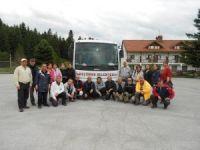Keçiörenli emekliler Dorukkaya'da doğa yürüyüşü yaptı