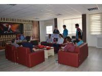 Osmaneli Çok Programlı Anadolu Lisesinin 'robot' başarısı