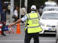 Eş zamanlı trafik denetiminde 170 bin araç ve sürücü kontrol edildi