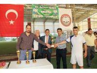 Mersin Barosu Av. Selman Kakun Futbol Turnuvası sona erdi