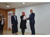 Aile eğitimi alanlara sertifika