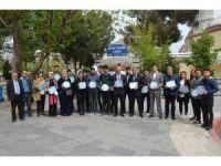 Yunusemre'de Türkçe tabela seferberliği